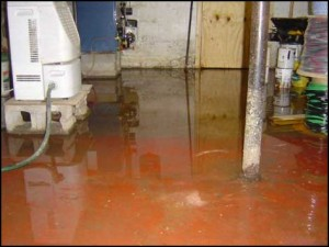911 Restoration Washington DC Basement Flood
